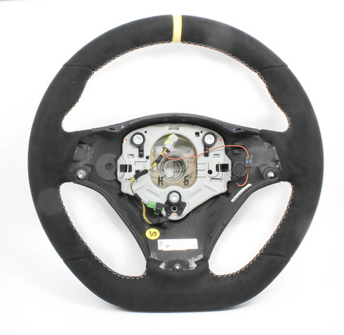 BMW M Performance Steering Wheel - Genuine BMW 32302157307