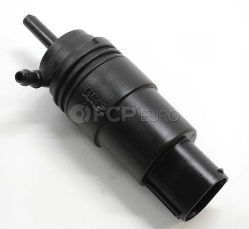 BMW Windshield Washer Pump - Genuine BMW 67128360244