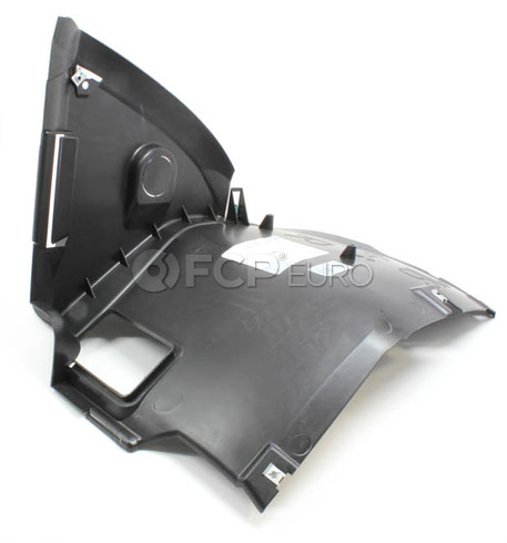BMW Lower Fender Liner Right (E46) - Genuine BMW 51718265468