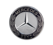 Mercedes Hood Emblem - Genuine Mercedes 2078170316