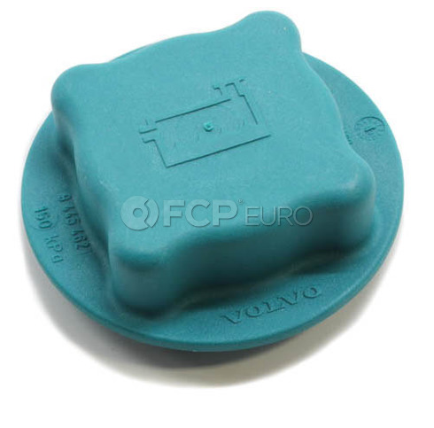 Volvo Expansion Tank Cap (240 244 245) - Genuine Volvo 9445462