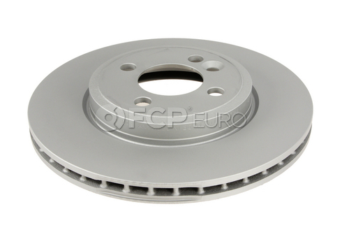 MINI Cooper Brake Disc - Zimmermann 34116774985