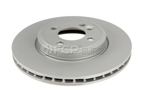 MINI Cooper Brake Disc - Zimmermann 34116774985