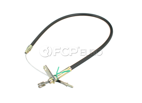 Mercedes Parking Brake Cable (190E 190D0 Gemo - 2014200785