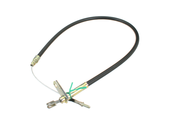 Mercedes Parking Brake Cable (190E 190D) - TRW 2014200785