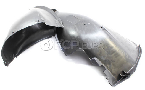 BMW Fender Liner Front Right - Genuine BMW 51718159424