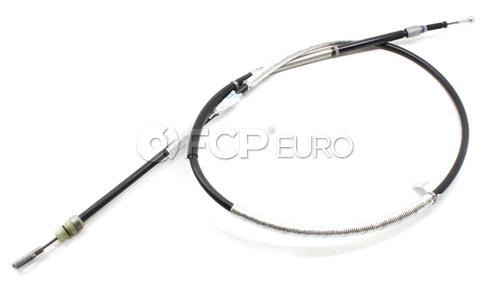 Audi VW Parking Brake Cable (A4 Quattro) - Genuine VW Audi 8E0609721AT