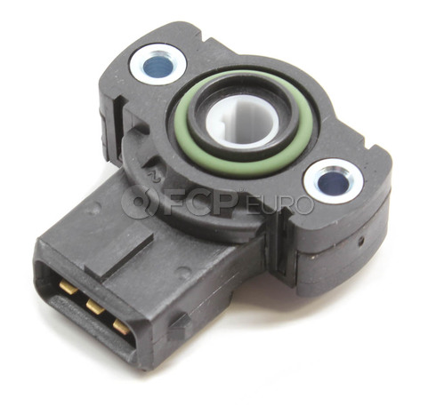 BMW Throttle Position Sensor - Genuine BMW 13637840383