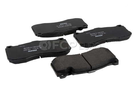 BMW Brake Pad Set Front (135i 135is) - Textar 2431601