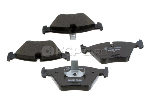 BMW Brake Pad Set Front (M3 M5 Z4) - Textar 2347402