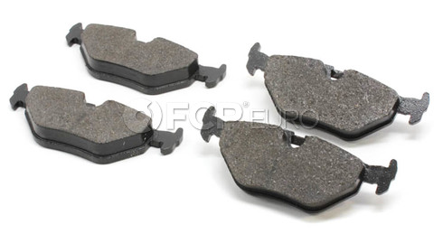 BMW Brake Pad Set Rear - Genuine BMW 34211162536