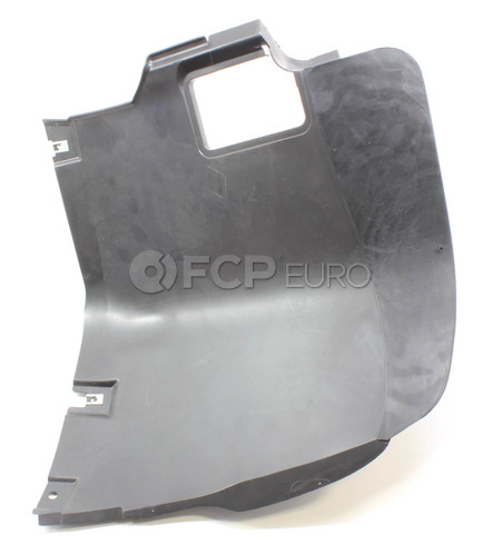 BMW Fender Liner Front Left (E46) - Genuine BMW 51718265467