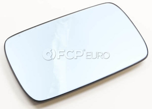 BMW Door Mirror Glass Left (Heated) - Genuine BMW 51168119710