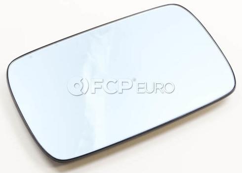 BMW Door Mirror Glass Left (Heated) - Genuine BMW 51168119710