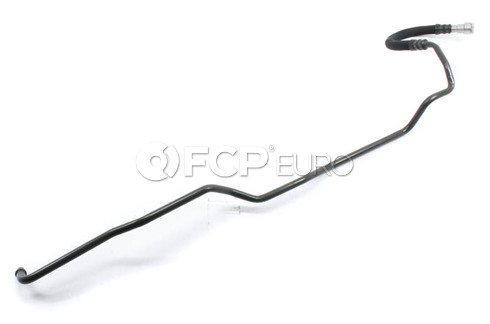 BMW Auto Trans Oil Cooler Hose (E46) - Genuine BMW 17221438676