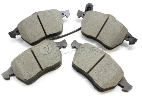 Audi VW Brake Pad Set Meyle - D8687ASC