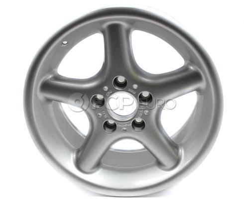 """BMW Light Alloy Style 18 Wheel (17x8.5"""") - Genuine BMW 36111092608"""