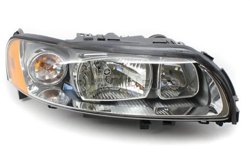 Volvo Headlight Assembly Halogen Right (V70 XC70) - Genuine Volvo 31276832
