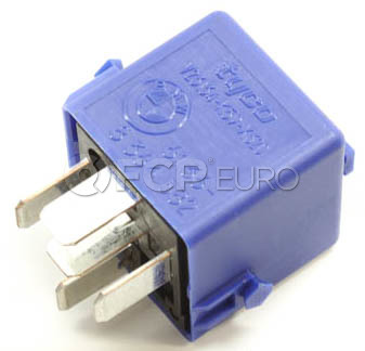 BMW Multi Purpose Relay (5-Prong) - Genuine BMW 61368364582