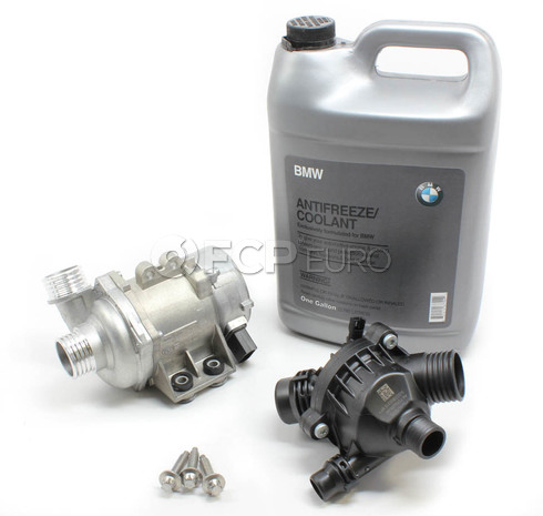 BMW Water Pump Replacement Kit (N51 N52 N52N) - 11517586925KT1