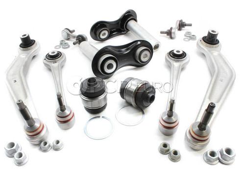 BMW 10-Piece Control Arm Kit (E39) - E39KITLLAT