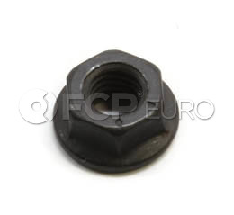 BMW Hex Nut (M6) - Genuine BMW 07119900910