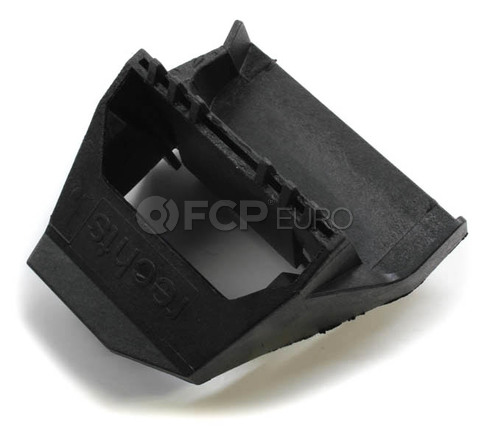 BMW Radiator Bracket Right Lower (E38 E39) - Genuine BMW 17111737707