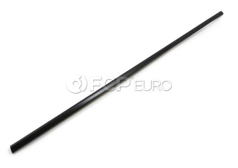 BMW Matte Shadowline Trim Left - Genuine BMW 51338194707