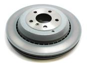Mercedes Brake Disc - Brembo 1644230612