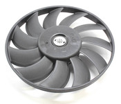 Saab Auxiliary Fan Assembly - Valeo 12801549