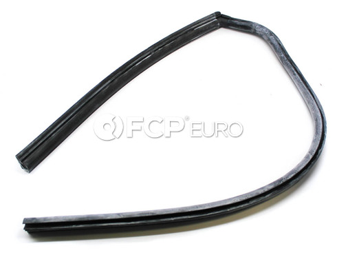 BMW Quarter Window Seal Right - Genuine BMW 51367441113