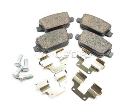 Volvo Brake Pad Set - Genuine Volvo 30671576