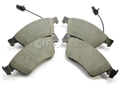 Audi VW Brake Pad Set (A8 Quattro Phaeton S6 S8) - Meyle 4E0698151K