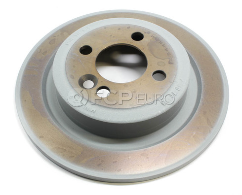 Mini Brake Rotor Rear - Genuine Mini 34216784389