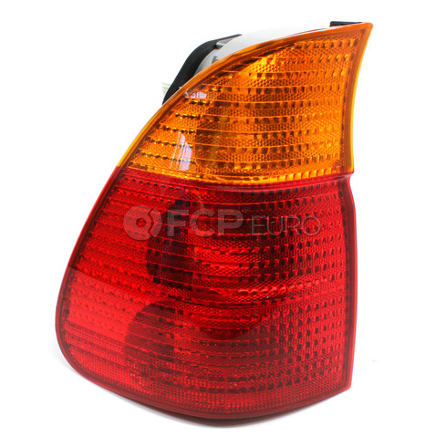 BMW Tail Light Assembly Left (X5) - Genuine BMW 63217158391