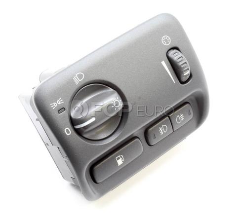 Volvo Headlight Switch (S80) - Genuine Volvo 8645708