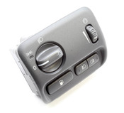 Volvo Headlight Switch (S80) - Genuine Volvo 8645708