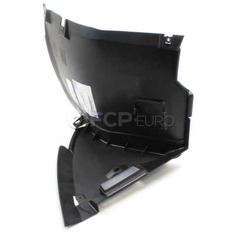 BMW Fender Liner Front Right Lower - Genuine BMW 51712695664