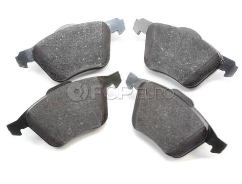 "Volvo Brake Pad Set Front 12.44"" (S60 V70 XC90) - Genuine Volvo 30793265"