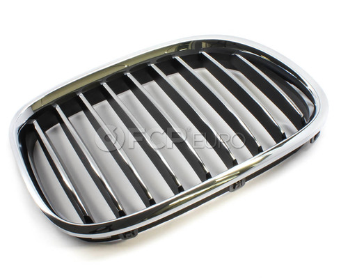 BMW Kidney Grille Right - Genuine BMW 51117295298