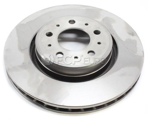 "Volvo Brake Disc 11.89"" (C70 S70 V70) - Zimmermann 31262095"