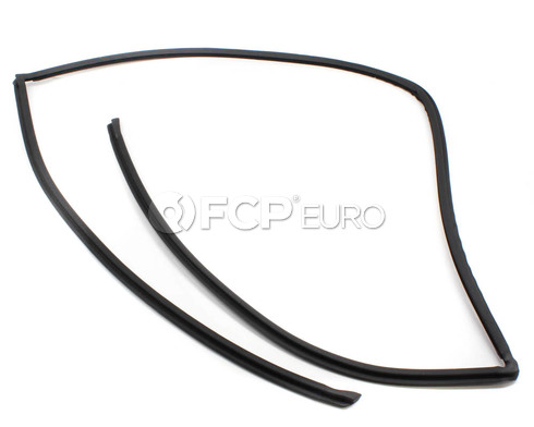 BMW Rear Window Gasket Upper (E39) - Genuine BMW 51318172755