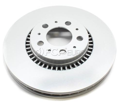"""Volvo Brake Disc Front 12"""" (S60 V70 XC70 S80) - Meyle 31400740"""