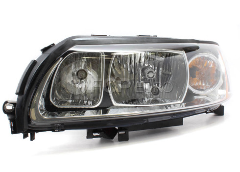 Volvo Headlight Assembly Halogen Left (V70 XC70) - Genuine Volvo 31276831