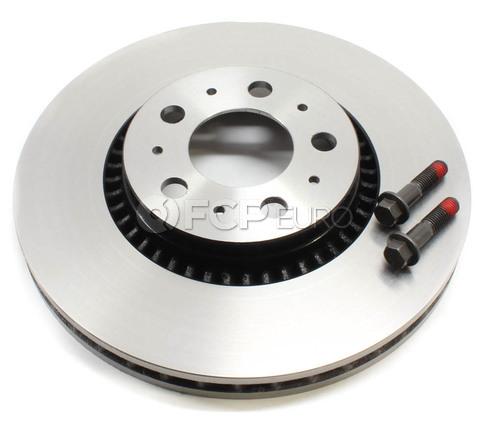 """Volvo Brake Disc 12"""" (S60 V70 S80) - Genuine Volvo 31400740"""