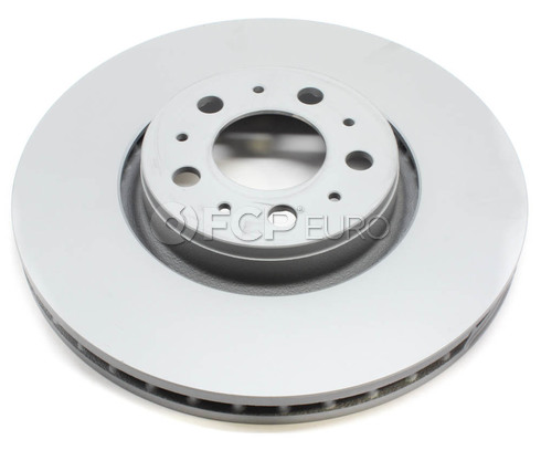 "Volvo Brake Disc 12.44"" (S60 V70 XC90) - Zimmermann 30736406"