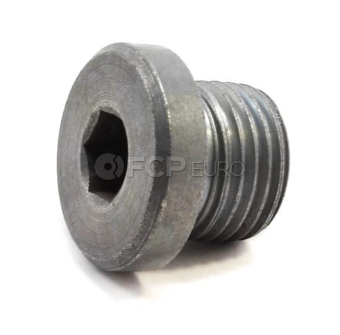 BMW Auto Trans Drain Plug - Genuine BMW 24117571242