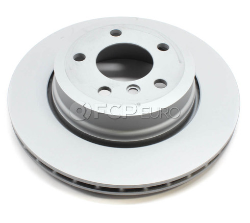 BMW Brake Disc - Zimmermann 34213332217