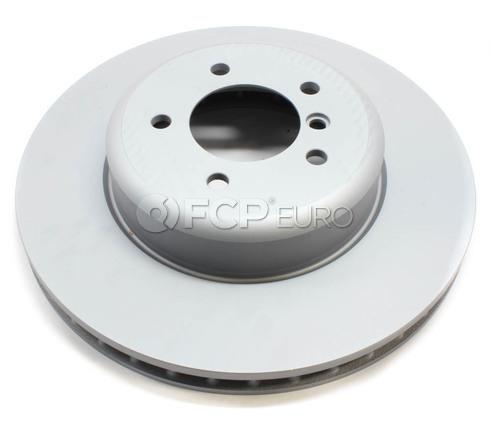 BMW Brake Disc - Zimmermann 34116763824
