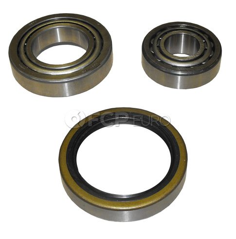 Mercedes Wheel Bearing Kit Front - OEM Rein CRP-BES0008P
